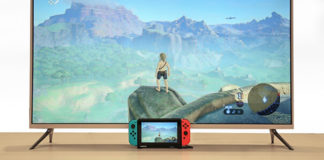 Pelda Nintendo Switch