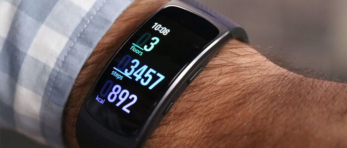 Samsung nuovo wearable