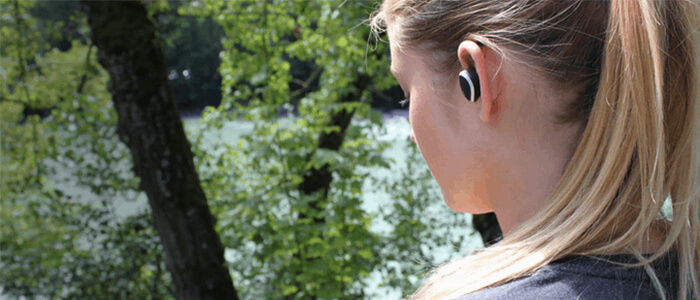Swiss Audio Wireless Hi-Fi Earbuds Kickstarter