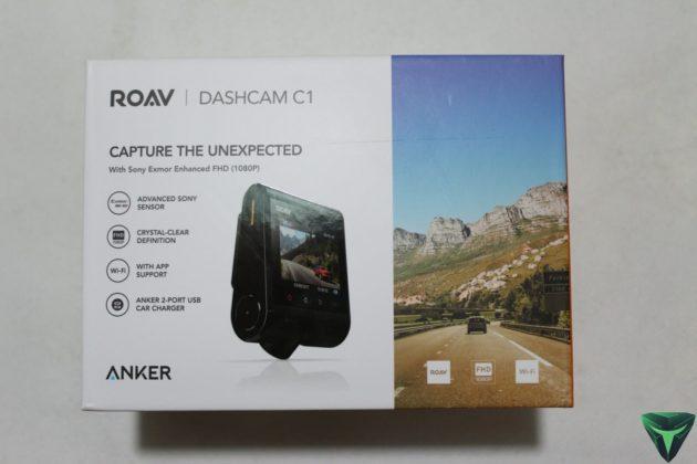 Anker Roav DashCam C1