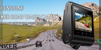 Anker Roav DashCam C1 recensione