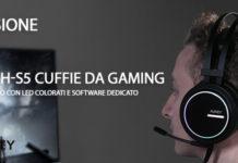 Aukey Cuffie da gaming GH-S5 recensione