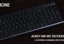 Aukey KM-W5 Tastiera Wireless recensione