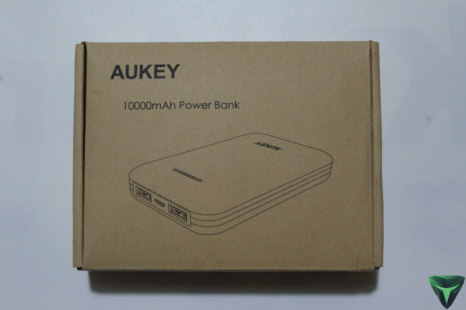 Aukey PB-N53 powerbank recensione