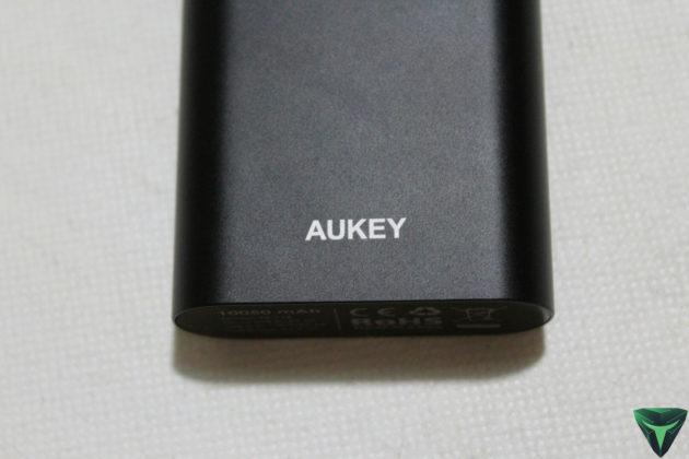 Aukey PB-Y12 Powerbank recensione