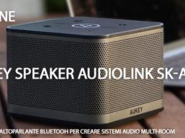 Aukey Speaker AudioLink SK-A6 Recensione