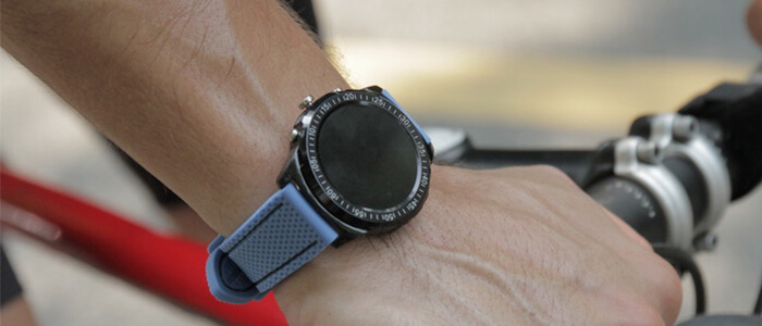 FitOn smartwatch Kickstarter
