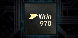 HiSilicon Kirin 970 test download