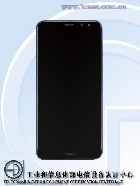 Huawei RNE-AL00 TENAA