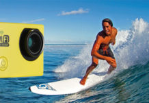 Action Camera Full HD Cafago