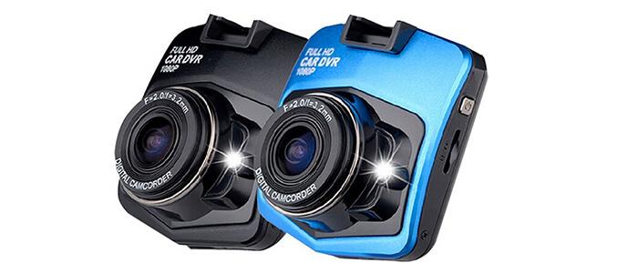 Dash Cam Full HD offerta TomTop
