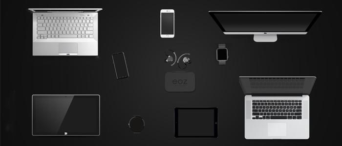 EOZ Air auricolari true wireless Kickstarter