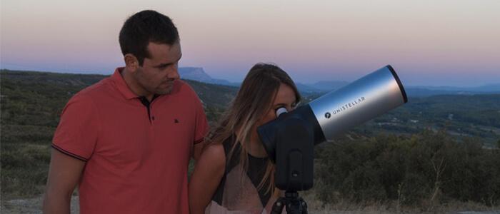 EVscope Unistellar telescopio Kickstarter