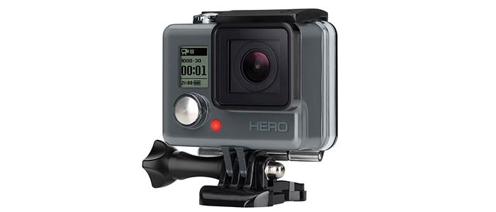 GoPro Hero CHDHA-301 offerta TomTop