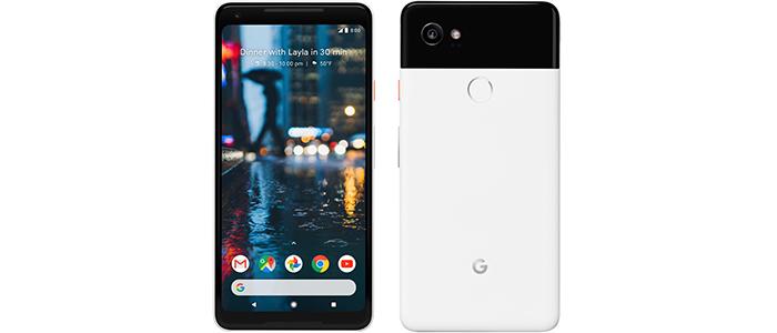 Google Pixel 2 render evleaks