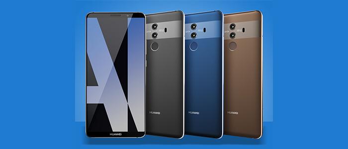 Huawei Mate 10 batteria display