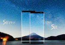 Leagoo S8 ed S8 Pro vs Samsung Galaxy-S8 ed S8+