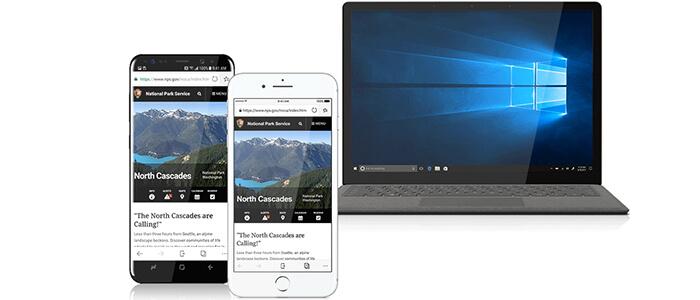 Microsoft Edge Android