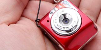 Mini Fotocamera digitale X3 promozione Cafago