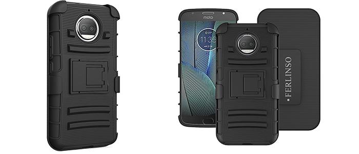 Motorola Moto G5S Plus cover custodie Amazon