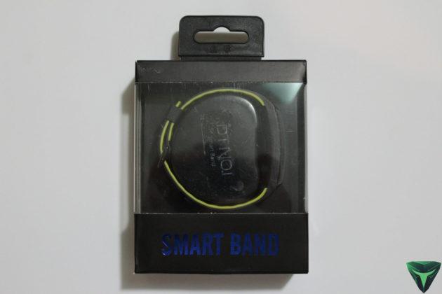 No.1 F4 smartband recensione