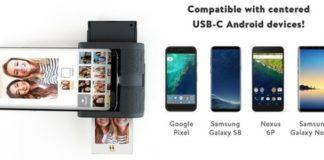 Prynt Pocket smartphone Android Kickstarter