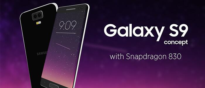 Samsung Galaxy S9 brevetto sensore frontale