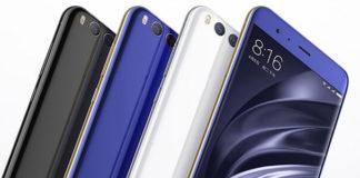 Xiaomi spedizioni smartphone 2017
