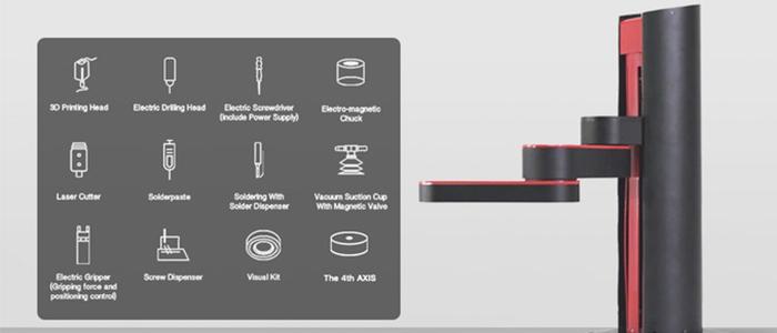 Z-Arm HiTbot Kickstarter