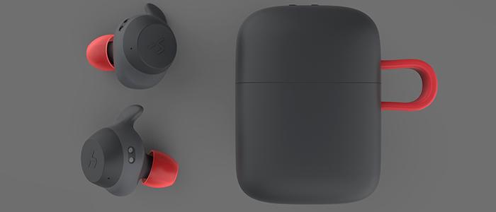 hGroov auricolari Qi Kickstarter