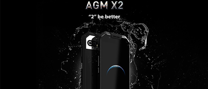 AGM X2 flash sale GearBest