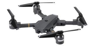 Attop XT-1 Drone pieghevole offerta TomTop