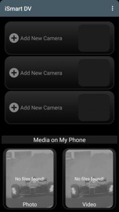 Aukey Action Cam 4K AC-LC2 app iSmart DV