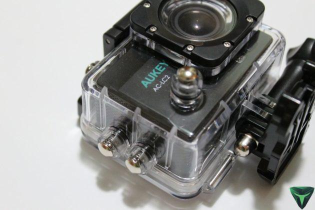 Aukey Action Cam 4K AC-LC2 recensione