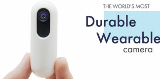 Caply wearable camera Kickstarter