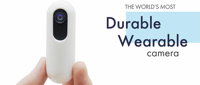Caply wearable camera Kickstarter