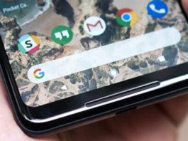 Come catturare screenshot Google Pixel 2 XL