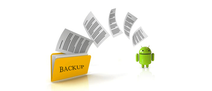 Come eseguire backup completi Android senza root