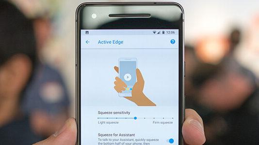 Come personalizzare Active Edge Google Pixel 2 XL