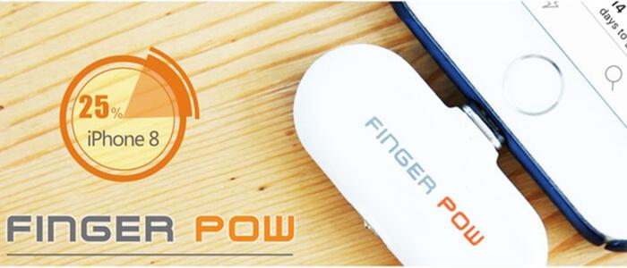 FingerPow Kickstarter