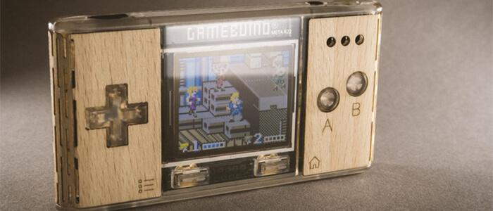 Gamebuino META Kickstarter