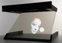 HOLHO proiettori olografici smartphone e tablet