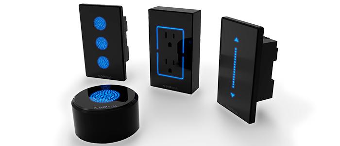 Kleverness sistema illuminazione Kickstarter