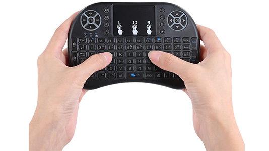 Mini Tastiera wireless flash sale TomTop