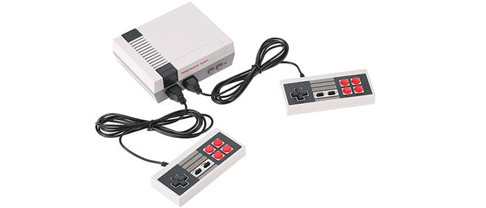 NES Game Machine Mini promozione TomTop