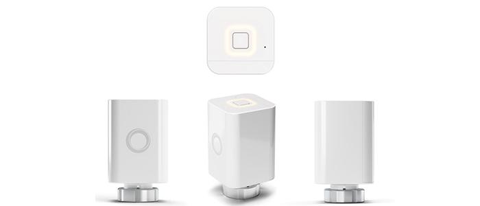 Novo valvola smart Kickstarter