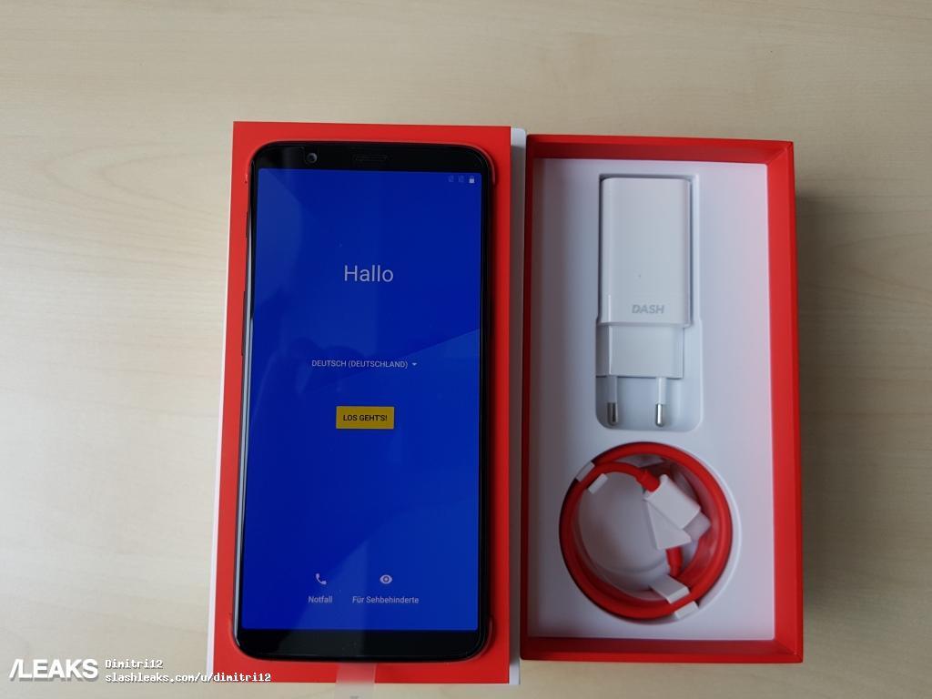 OnePlus 5T foto leaked