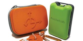 PocketLab Air Kickstarter
