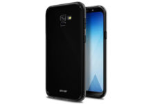 Samsung Galaxy A5 2018 render cover