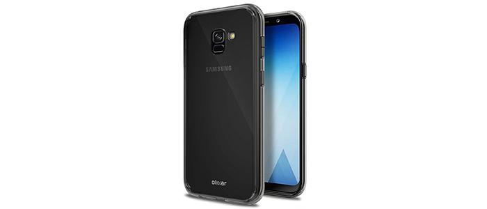 Samsung Galaxy A5 2018 render cover
